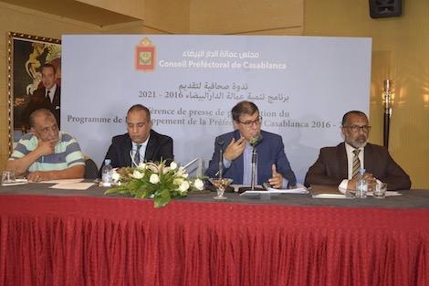 مجلس عمالة الدار البيضاء : الرئيس وأعضاء المكتب يتبرعون بتعويضات شهر لصندوق كورونا