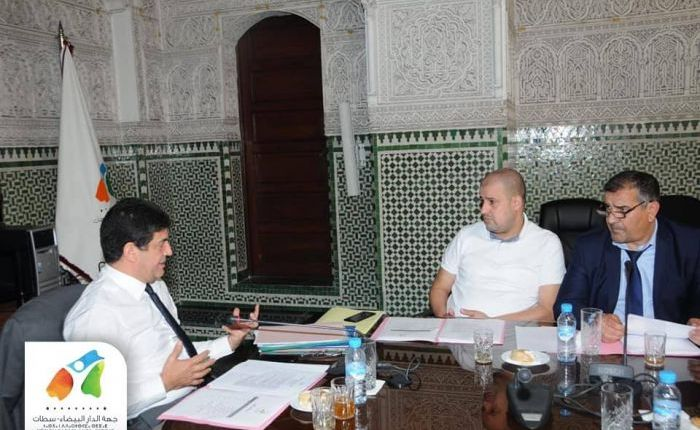 هذا ماقرره مجلس جهة الدار البيضاء سطات للحد من انتشار فيروس كورونا