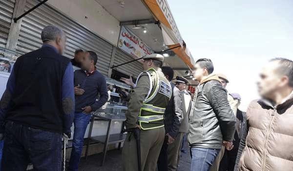 حبس وغرامات لمقاهي في بوركون خرقت الحجر