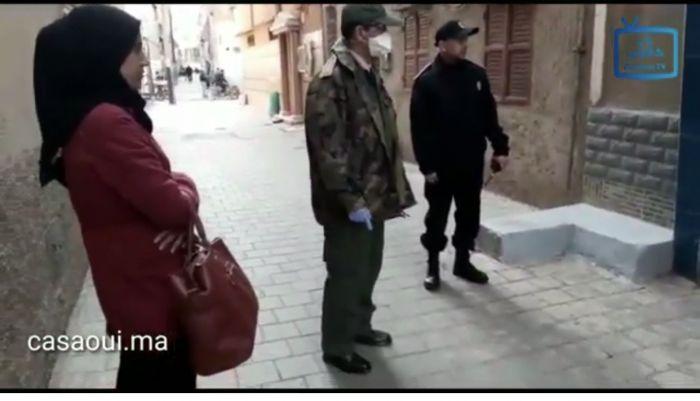 الباشا ساجيدي يجسد المفهوم الجديد للسلطة بالقنيطرة ( فيديو)