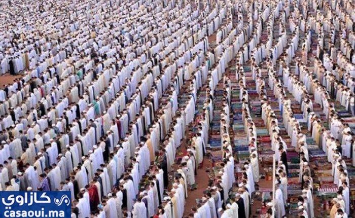 صلاة العيد بالمنازل بدل المصليات و المساجد