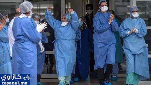 فيروس كورونا بالمغرب: 434 حالة شفاء خلال الـ24 ساعة الأخيرة