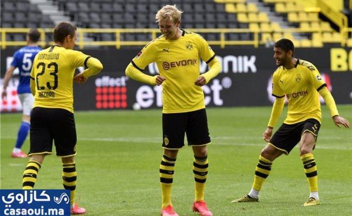 عودة مباريات كرة القدم بلا جمهور في ألمانيا