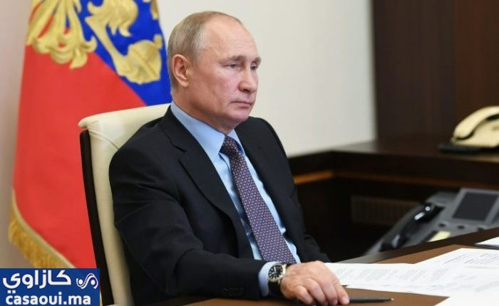 """بوتين يدين """"الفوضى وأعمال الشغب"""" في احتجاجات الولايات المتحدة"""