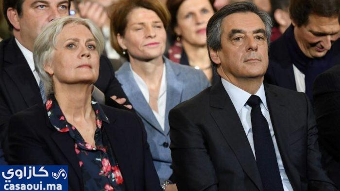 فرنسا: الحكم على رئيس الوزراء الأسبق فرانسوا فيون وزوجته بالسجن في قضية وظائف وهمية