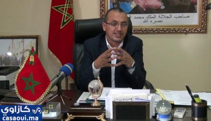 بالفيديو :معايط يستعرض مخطط مقاطعة سيدي عثمان لما بعد تخفيف الحجر الصحي