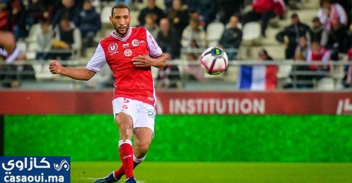 المغربي يونس عبد الحميد ثالث أفضل لاعب إفريقي بالبطولة الفرنسية