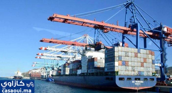 التجارة الخارجية: انخفاض في الاستيراد / التصدير