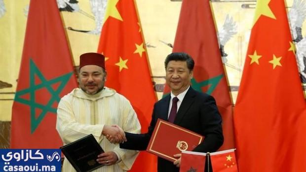 كورونا حاضر في مكالمة محمد السادس والرئيس الصيني.