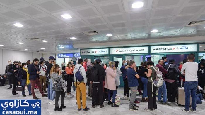 الاتحاد الاوروبي يقرر سحب المغرب من قائمة الدول الآمنة للمسافرين