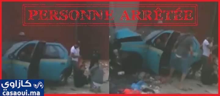 طنجة .. إيقاف شخص عرض حياة سائق طاكسي للخطر من أجل سرقة هاتفه باستعمال السلاح الأبيض
