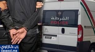 المحمدية: الأمن يفكك سرقة  600 متر من أسلاك السكة الحديدية