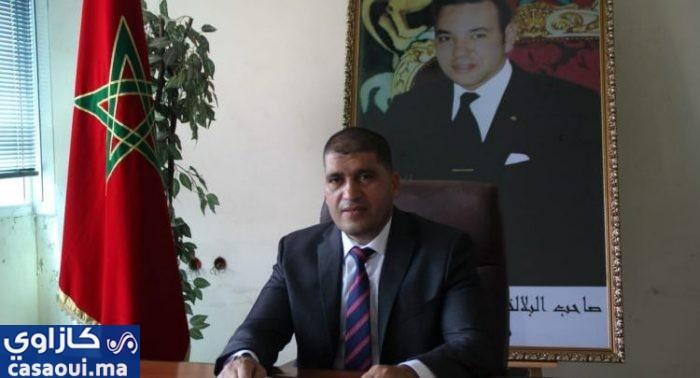الصحة والتعليم يهيمنان على دورة مقاطعة سيدي مومن