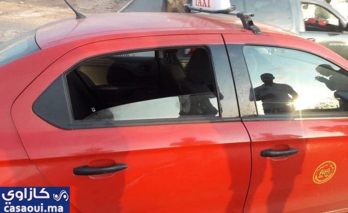 سرقة سيارة أجرة من أمام منزل صاحبها بحي ليساسفة.