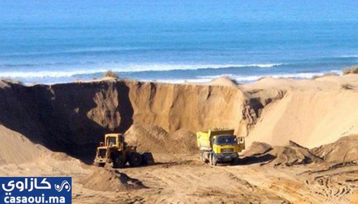 وزارة الرباح تنفي موافقتها على استغلال مشروع رمال الساحل