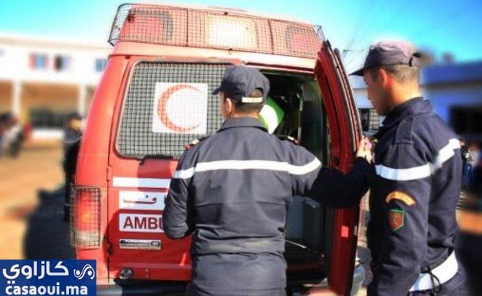 وفاة شابين غرقا في مدينة سطات