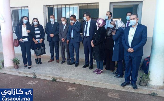 جمعية موظفي جماعة سيدي حجاج تدعم التمدرس