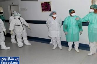 1600إصابة بكورونا تغضب الاطر الصحية