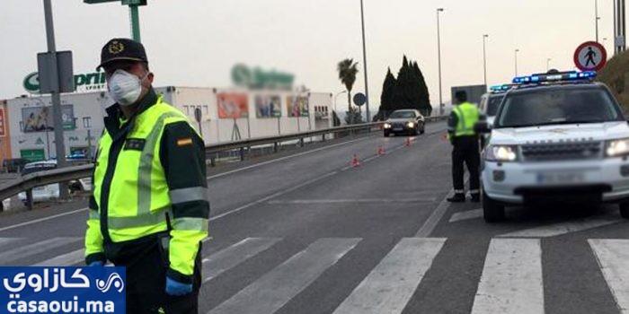 اسبانيا تمدد الطوارئ لستة أشهر