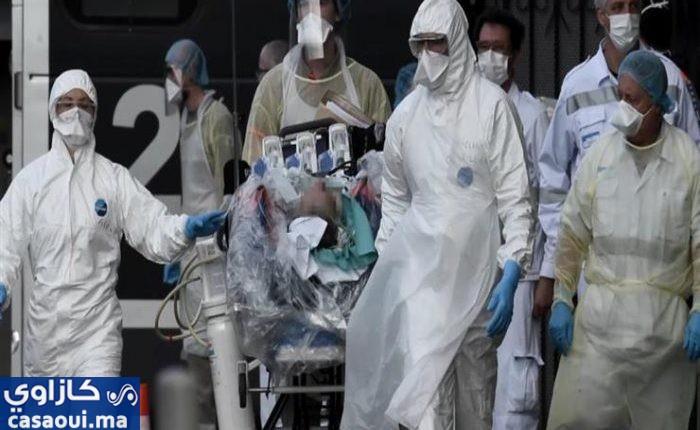 جائحة كورونا: تسجيل 3317 إصابة جديدة