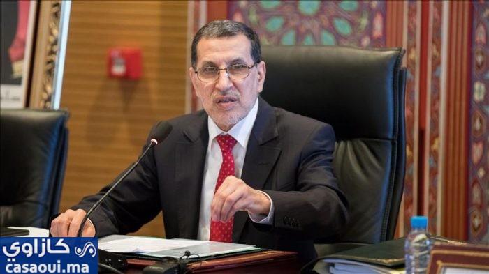 العثماني: نرفض الزيادة في عدد مقاعد البرلمان