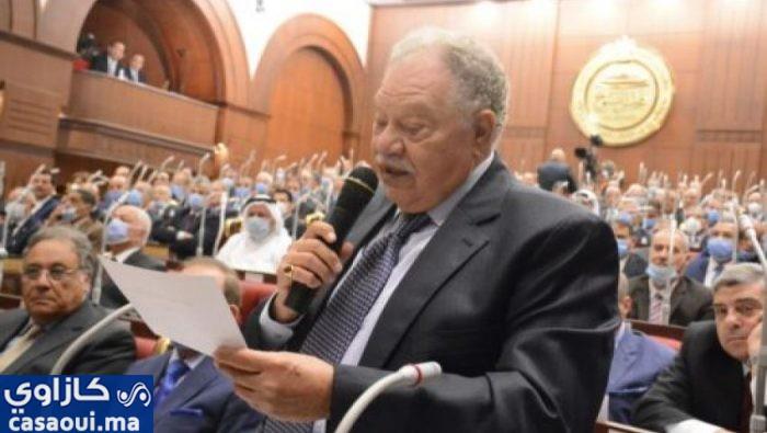 يحيى الفخراني نائبا في مجلس الشيوخ