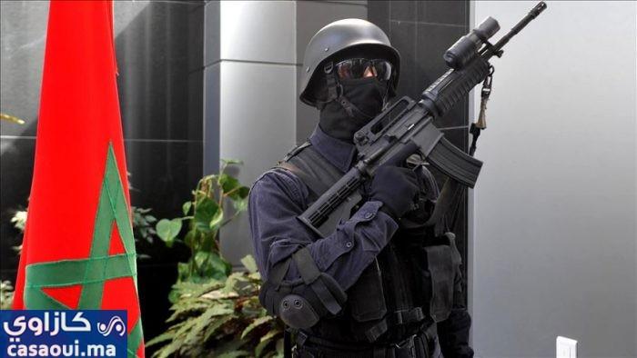 تعاون مغربي اسباني يفكك خلية إرهابية