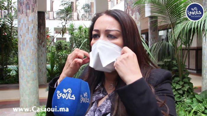 الدكتورة نبيلة الرميلي تشخص الوضع الوبائي  بالدار البيضاء