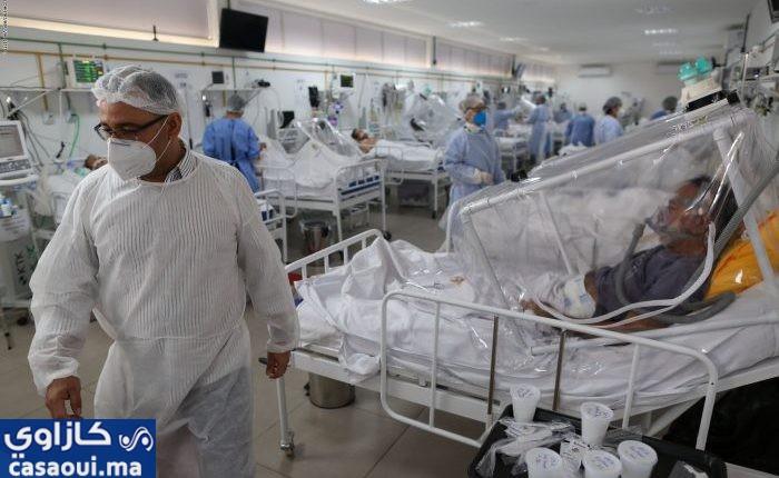 جائحة كورونا: تسجيل 3999 حالة جديدة و73 وفاة