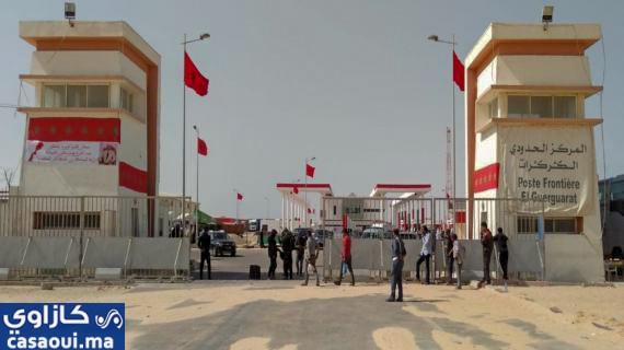 رئيس الحكومة: معبر الكركرات معبر دولي وقرار المغرب أحدث تحولا استراتيجيا
