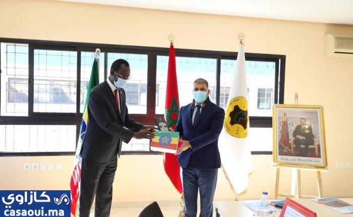 إثيوبيا تنظم للكونفيدرالية الافريقية للصناعات الجلدية