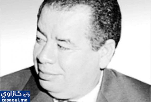 وفاة الصحفي محمد الأشهب