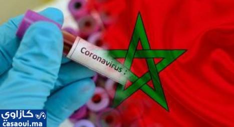 جائحة كورونا : تسجيل 456 حالة جديدة و 1110حالة تعافي وحالة 24 وفاة