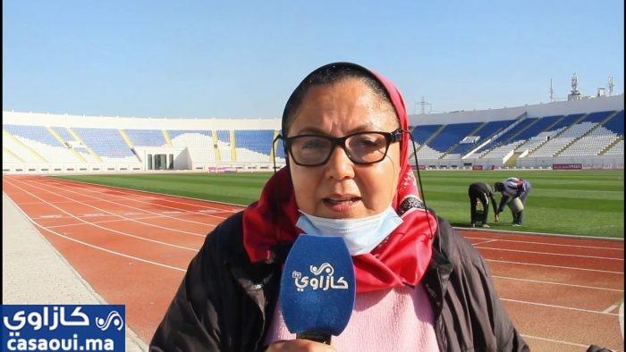 بالفيديو:مديرة مركب العربي الزاولي  تتهم رئيس الطاس بالاعتداء عليها