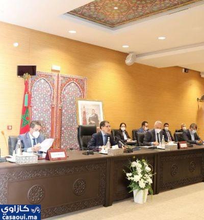 لجنة الاستثمارات تصادق على 34 مشروع اتفاقية استثمار بمبلغ 11.3 مليار درهم