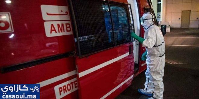 جائحة كورونا:تسجيل 419 إصابة  جديدة  و 710 حالة شفاء و18حالة وفاة