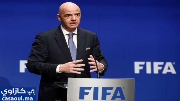 """جياني انفانتينو : """"المغرب يمكن الاعتماد عليه لتطوير كرة القدم الإفريقية…"""""""
