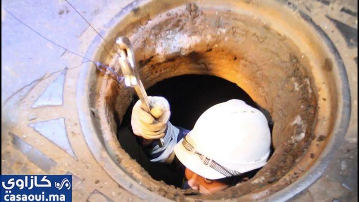 بالفيديو: ليلة بيضاء لتحويل شبكة الماء الصالح للشرب بسيدي مومن