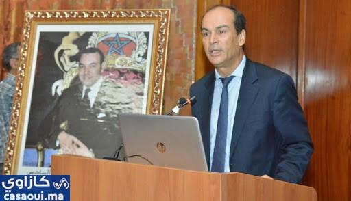والي الدار البيضاء يترأس اجتماعا لتدارس تنزيل نظام المساهمة المهنية الموحدة
