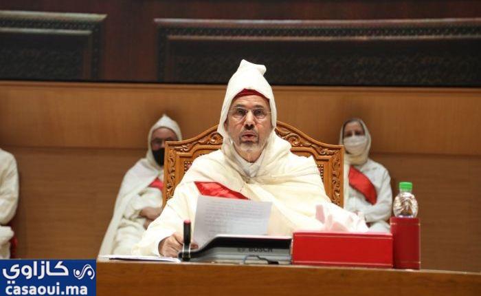 هذا ماأسفر عنه الإجتماع الأسبوعي المجلس الأعلى للسلطة القضائية
