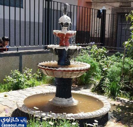 مقاطعة سيدي عثمان تطلق جيلا جديدا من المناطق الخضراء
