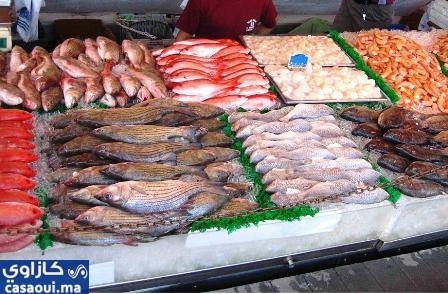 المضاربة في سوق الجملة تلهب أثمنة الأسماك بالبيضاء