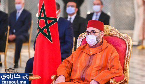 جلالة الملك يترأس حفل إطلاق مشروع تعميم الحماية الاجتماعية