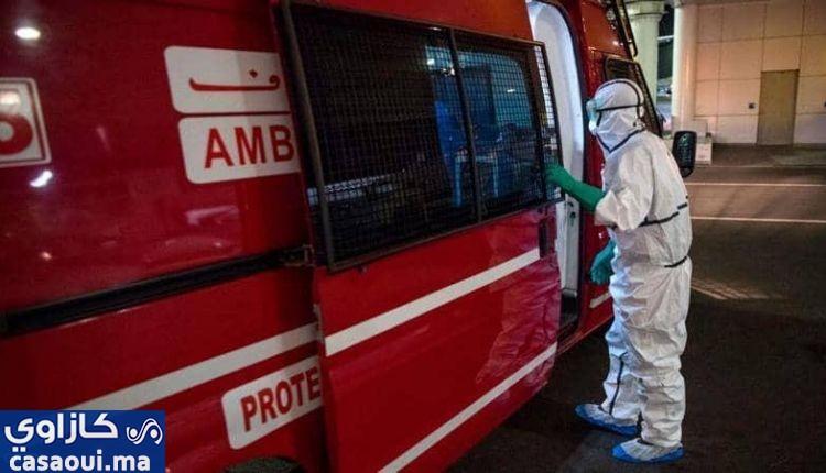 جائحة كورونا : تسجيل  581 إصابة جديدة بفيروس كورونا خلال 24 ساعة الماضية