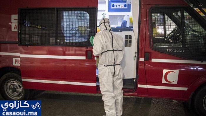 جائحة كورونا: تسجيل 575 إصابةخلال الـ24 ساعة الماضية