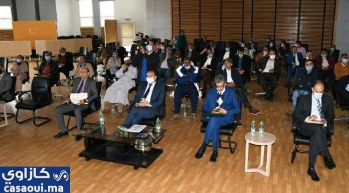 بنسليمان: لقاء تواصلي حول نظام المساهمة المهنية الموحدة