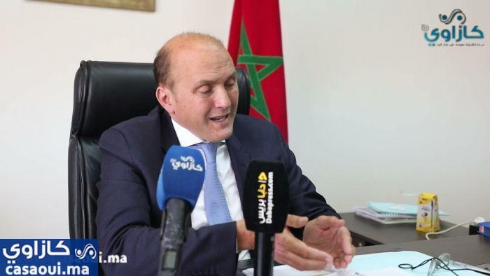 مقاطعة عين السبع : بن عمر يحسم الجدل حول منح الجمعيات