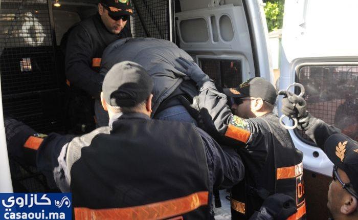 الدار البيضاء: توقيف 38 شخصا رشقوا القوات العمومية بالحجارة وألحقو خسائر بممتلكات خاصة وعمومية