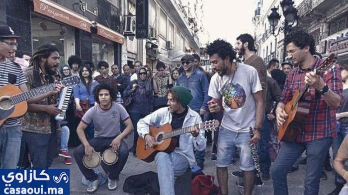بالبيضاء : تنظيم مسابقة لفك أزمة فنانين الشارع