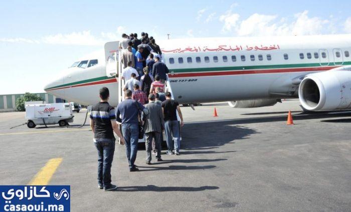 المغرب يعلن عن استئناف رحلاته الجوية مع عدد من الدول منها فرنسا و اسبانيا